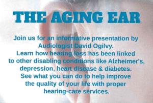 The aging ear